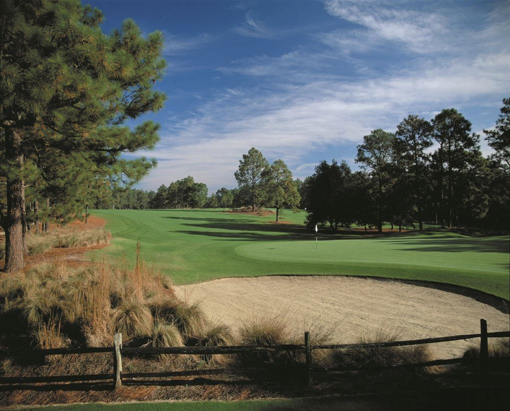 Pine Needles Golf Club in Southern Pines, North Carolina